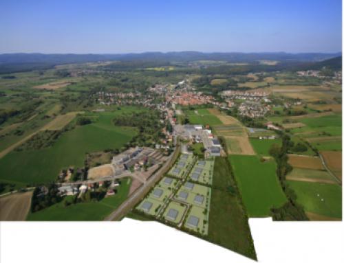 Zone d'activités sud à Woerth – commercialisation